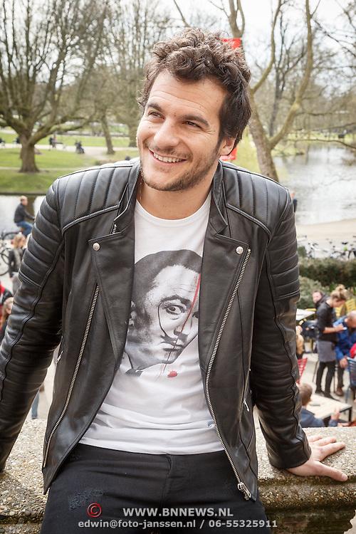 NLD/Amsterdam/20160409 - Eurovision in Concert 2016,  Amir Haddad uit Frankrijk / France