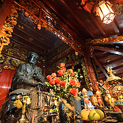 Quan Than Temple / Hanoi, Vietnam