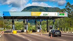 Banco de imagens das rodovias administradas pela EGR - Empresa Gaúcha de Rodovias. Praça de Encantado. FOTO: Jefferson Bernardes/ Agencia Preview