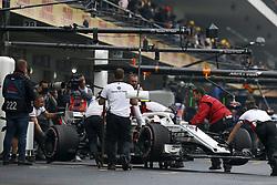 October 27, 2018 - Mexico-City, Mexico - Motorsports: FIA Formula One World Championship 2018, Grand Prix of Mexico, .#16 Charles Leclerc (MCO, Alfa Romeo Sauber F1 Team) (Credit Image: © Hoch Zwei via ZUMA Wire)