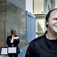 Nederland, Den Haag , 17 juni 2010..J.L. (Hans) Spekman.Hans Spekman (1966) is sinds 30 november 2006 lid van de Tweede Kamerfractie van de PvdA. Hij was vijf jaar wethouder van onder meer sociale zaken, maatschappelijke zorg en sport en recreatie van Utrecht. De heer Spekman is woordvoerder vreemdelingen en asielbeleid, Wet werk en bijstand, armoedebestrijding en fraudebestrijding sociale zekerheid..Member of the Parliament Hans Spekman  of the Labour Party.