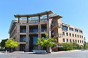 The Sue and Bill Gross Hall on the Campus UCI A CIRM Institute, California Institute for Regenerative Medicine