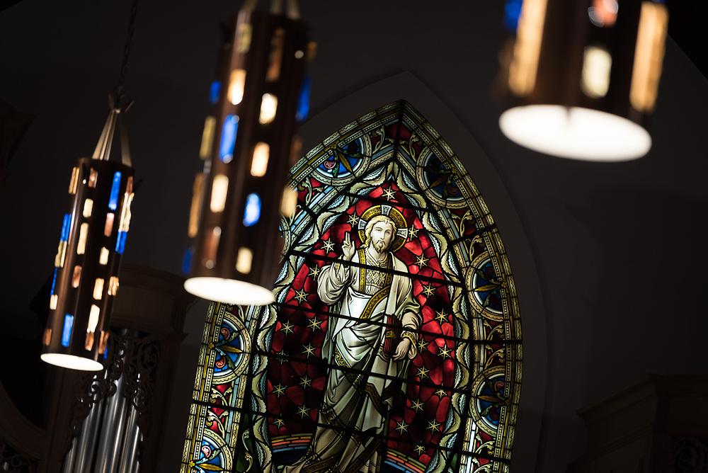 24 November 2019, Geneva, Switzerland: Emmanuel Epicopal Church, Geneva.