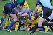 JP License<br /> <br /> BT Premiership<br /> Boroughmuir v Melrose<br /> Lewis Carmichael scores Melrose's 1st try<br /> <br />  Neil Hanna Photography<br /> www.neilhannaphotography.co.uk<br /> 07702 246823