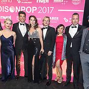 NLD/Amsterdam/201702013- Edison Pop Awards 2017, Jury