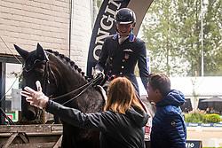 Ebeling Benjamin, USA, Illuster van de Kampert<br /> CHIO Rotterdam 2021<br /> © Hippo Foto - Sharon Vandeput<br /> 3/07/21