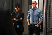 """May 20, 2021 - USA: NBC's """"Law & Order: Organized Crime"""" - """"I Got This Rat"""" Episode 106"""