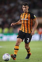Hull City's Eric Lichaj