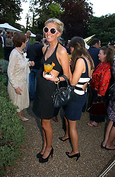The HON.SOPHIA HESKETH at a party to celebrate Stephen Jones's 25 Years of Millinery held at Debenham House, 8 Addison Road, London W14 on 13th July 2006.<br /><br />NON EXCLUSIVE - WORLD RIGHTS