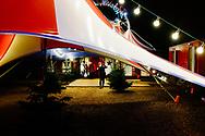 30.12.2018 Magdeburg, Zirkus Paul Busch.<br /> <br /> Schwierige Zeiten für einen Zirkus,<br /> auch für den eher kleineren Paul Busch. Liebhaber dieser Kunstform gibt es aber immer noch.<br /> <br /> ©Harald Krieg