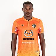 THAILAND - JUNE 25: Bernard Henri Cedric Doumbia #11 of Nakhonratchasrima Mazda FC on June 25, 2019.<br /> .<br /> .<br /> .<br /> (Photo by: Naratip Golf Srisupab/SEALs Sports Images/MB Media Solutions)
