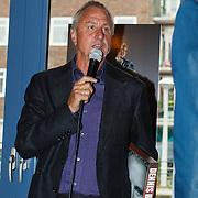 NLD/Amsterdam/20131018 - Boekpresentatie Dennis Bergkamp, Johan Cruijff
