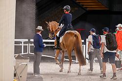 Dujardin Charlotte, GBR, Gio, 133<br /> Olympic Games Tokyo 2021<br /> © Hippo Foto - Stefan Lafrentz<br /> 27/07/2021