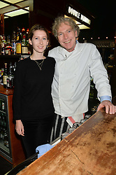 and MATTHEW HORTON at the opening party for the KPH Pub at 139 Ladbroke Grove,London on 29th January 2014.