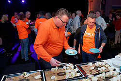 10–01-2020 NED: Side-events during OQT, Apeldoorn<br /> VIP space /