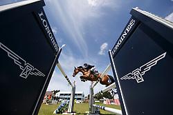 Von Eckermann Henrik, SWE, Cantinero<br /> Grand Prix Longines - Ville de La Baule<br /> Longines Jumping International de La Baule 2017<br /> © Hippo Foto - Dirk Caremans<br /> Von Eckermann Henrik, SWE, Cantinero