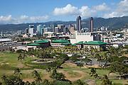 John Burns Medical Center, Honolulu, Oahu, Hawaii