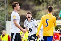 Fotball , 9 Mai 2018 , NM Cup , Brattvåg - Rosenborg , Jacob Vandsø Ryfeldt Rasmussen<br /> <br /> <br />  , Foto: Marius Simensen, Digitalsport