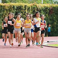 B Div Girls 1500m