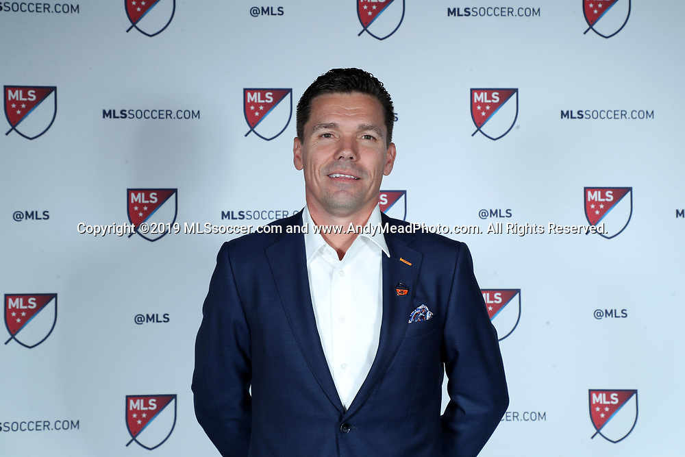 CHICAGO, IL - JANUARY 11: FC Cincinnati head coach Alan Koch. The MLS SuperDraft 2019 presented by adidas was held on January 11, 2019 at McCormick Place in Chicago, IL.