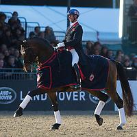 CDI3* FEI Dressage Grand Prix Freestyle - Royal Windsor Horse Show 2015
