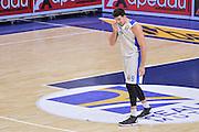 DESCRIZIONE : Eurolega Euroleague 2015/16 Group D Dinamo Banco di Sardegna Sassari - Maccabi Fox Tel Aviv<br /> GIOCATORE : Joe Alexander<br /> CATEGORIA : Ritratto Delusione<br /> SQUADRA : Dinamo Banco di Sardegna Sassari<br /> EVENTO : Eurolega Euroleague 2015/2016<br /> GARA : Dinamo Banco di Sardegna Sassari - Maccabi Fox Tel Aviv<br /> DATA : 03/12/2015<br /> SPORT : Pallacanestro <br /> AUTORE : Agenzia Ciamillo-Castoria/L.Canu
