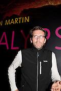 MAX ADAMS, John Martin: Apocalypse. Tate Britain. Millbank. London. 19 September 2011.<br /> <br />  , -DO NOT ARCHIVE-© Copyright Photograph by Dafydd Jones. 248 Clapham Rd. London SW9 0PZ. Tel 0207 820 0771. www.dafjones.com.