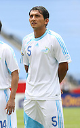 16 June 2007: Guatemala's Henry Medina. The Canada Men's National team defeated the Guatemala Men's National Team 3-0 at Gillette Stadium in Foxboro, Massachusetts in a 2007 CONCACAF Gold Cup quarterfinal.