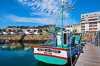 France, Loire-Atlantique (44), Presqu'île de Guerande, La Turballe, Le Sardinier, Au Gré des Vents, Musée de la pêche // France, Loire-Atlantique, La Turballe