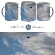 Coffee Mug Showcase 50 - Shop here: https://2-julie-weber.pixels.com/products/airplane-blueprint-julie-weber-coffee-mug.html