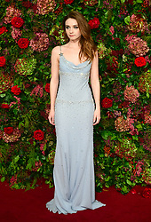 Jessica Barden attending the Evening Standard Theatre Awards 2018 at the Theatre Royal, Drury Lane in Covent Garden, London