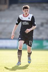 Falkirk's Conor McGrandles.<br /> Raith Rovers 1 v 1 Falkirk, Scottish Championship 28/9/2013.<br /> ©Michael Schofield.