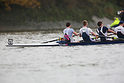 Crew: 476  RCH (B)  Royal Chester RC (W Meakin) Event: 4+ B3<br /> <br /> Fours Head 2019