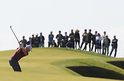 Oct 21, 2018 - Jeju, South Korea - CAMERON SMITH of Australia action on the 8th green during the PGA Golf CJ CUP Nine Bridges at Nine Bridges Golf Club. (Credit Image: © JNA via ZUMA Wire)