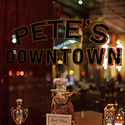 Pete's downtown in Brooklyn