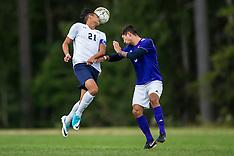 Camden County College Men's Soccer vs Bergen County Community College  - 30 September 2017