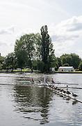 Henley on Thames. United Kingdom.  Monday,  27/06/2016,   16:39:54   2016 Henley Royal Regatta, Henley Reach.   [Mandatory Credit Peter Spurrier/ Intersport Images]