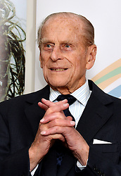 File photo dated 12/03/14 of the Duke of Edinburgh during his visit to the Royal Commonwealth Society and the Duke of Edinburgh Awards offices, as they share the same building in Westminster. He was the QueenÕs husband and the royal family's patriarch, but what will the Duke of Edinburgh be remembered for? Issue date: Friday April 4, 2021.