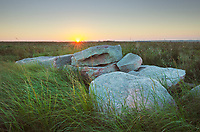 Sunrise over Sky Prairie, southwest Minnesota