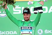 Podium, Peter Sagan (SVK - Bora - Hansgrohe) green jersey during the 105th Tour de France 2018, Stage 6, Brest - Mur de Bretagne Guerledan (181km) in France on July 12th, 2018 - Photo George Deswijzen / Proshots / ProSportsImages / DPPI
