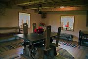 Sala w Muzeum Kultury Ludowej - Park Etnograficzny w Węgorzewie
