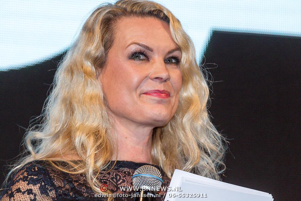 NLD/Amsterdam/20151026 - Lancering Linda TV, Yildau van der Bijl