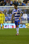 Reading's Lucas Piazon makes his debut for Reading during the Sky Bet Championship match between Reading and Ipswich Town at the Madejski Stadium, Reading, England on 11 September 2015. Photo by Mark Davies.