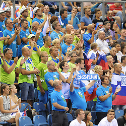 20170826: POL, Volleyball - CEV Volleyball European Championship, Russia vs Slovenia