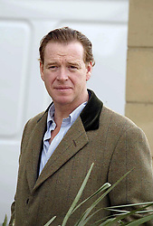 Mar 11, 2004; London, UK;  !! Socialite JAMES HEWITT looking very furtive after being dropped off at the Express Holiday Inn. James only spent 5 minutes inside, before slipping out and dissapearing into the underground carpark (Credit Image: © LM001/ML001/ZBP/ZUMAPRESS.com)