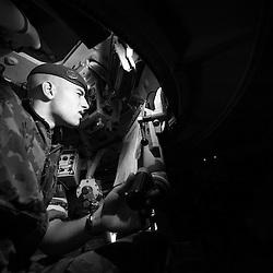 SWISS RAID COMMANDO 2009<br /> Vouloir, croire et oser<br /> <br /> [FR]La dix-huitième édition du Swiss Raid Commando (SRC) s'est déroulée en septembre 2009 dans les Alpes suisses et françaises et a vu s'affronter des équipes de raiders dans le cadre d'exercices de type commando.