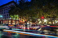 Pioneer Square @ Blue Hour