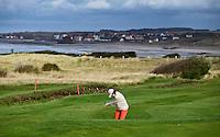 WIMEREUX   (FR.) - Green Hole 7 van Wimereux Golf Club . Copyright Koen Suyk