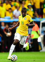 """Conmebol - Copa America CHILE 2015 / <br /> Brazil National Team - Preview Set // <br /> Ramires Santos do Nascimento """" Ramires """""""