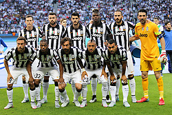 06-06-2015 GER: UEFA Champions League final Juventus - Barcelona, Berlin<br /> Juventus Turin during the UEFA Champions League final match between Juventus FC and Barcelona FC at the Olympia Stadion in Berlin<br /> <br /> ***NETHERLANDS ONLY***